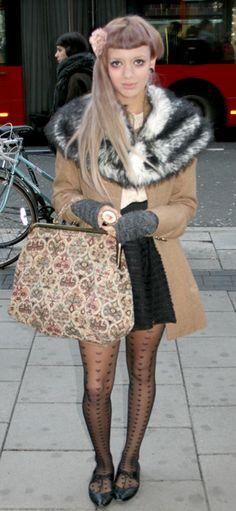 london street style....