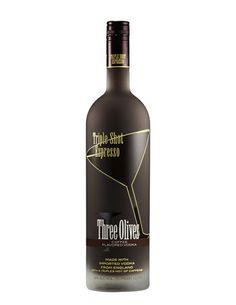 Three Olive Triple Shot Expresso Vodka PD