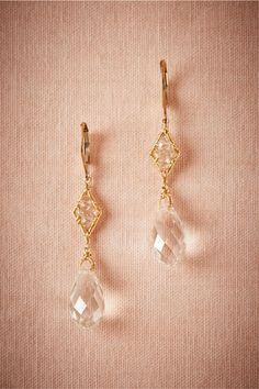 Kit Drop Earrings from @BHLDN
