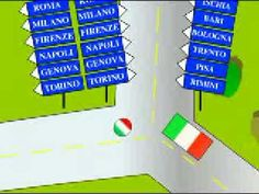 Italy vs Europe. A golden oldie - the original and still the best.