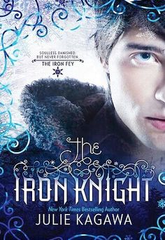The Iron Knight by Julie Kagawa (The Iron Fey) The last book in the Iron Fey series. I'm team Ash so I absolutely loved this book. Reading it in Ash's point of view really made me think about how he felt when Meg was telling the story