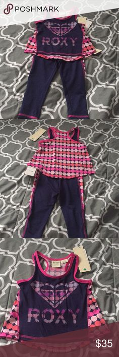 12-18 Months Roxy 2 Piece Set Accepting all reasonable offers :) Roxy Matching Sets