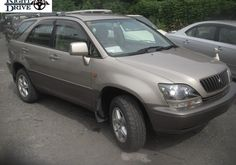 Right Hand Drive Toyota Harrier for sale   Toronto   $17,999