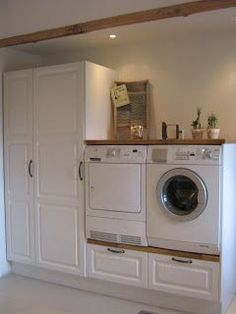 ideas for bathroom closet remodel laundry rooms Laundry Room Remodel, Laundry Room Cabinets, Closet Remodel, Blue Laundry Rooms, Laundry In Bathroom, Bathroom Closet, Küchen Design, House Design, Bathroom Colors Gray