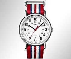 The Timex Weekender is a great gift for your dad! #FathersDay #Timex #Weekender #Dapperdad