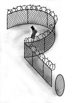 Political Illustrations by Ellen Weinstein