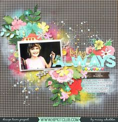 Do you find dark background papers hard to work with sometimes? Designer @missywhidden shares how by adding some gorgeous bright colors using products from the #may2017 #hipkits you can create a gorgeous colorful layout!  @hipkitclub #hipkitexclusives #hkcexclusives #exclusives #hipkit #hipkitclub #textures #fussycutting #flowers @shimelle #littlebylittle #scrapbooking #scrapbooklayout #papercrafting #kitclub #scrapbookingkitclub #colors #layers #dimension #scrapbookkits #mainkit…