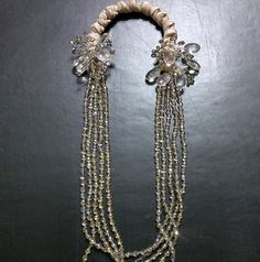 Miadore for the Cayetano Legacy Collection - Lakshmi $299 handmade statement necklace