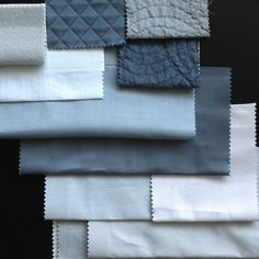 Подбираем ткани для новой коллекции...