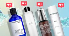 7 Toners That Work for the Method Best Toner, Hydrating Toner, Shampoo, Skincare, Personal Care, Makeup, Face, Beauty, Make Up