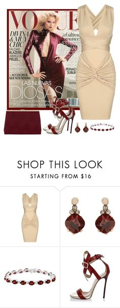"""Untitled #1398"" by gallant81 ❤ liked on Polyvore featuring Magdalena, Accessorize and Dsquared2"