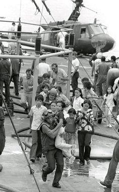 Saigon evacuation, 1975