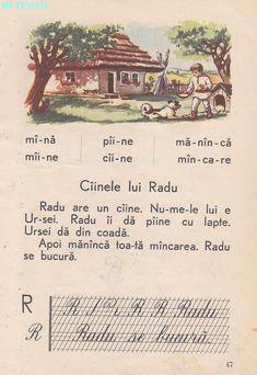Abecedar 1959 – Un zâmbet de copil…
