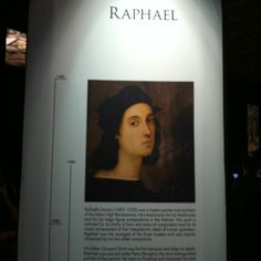The grand master exhibition Istanbul - Raphael
