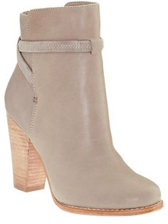 Joie leather booties - 25% off with code: THANKFUL25 http://rstyle.me/~3gkRu