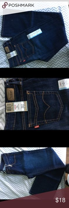 Levi's New with tags. Size 10. Low boot cut jeans Size 10. Low boot cut jeans Levi's Jeans Boot Cut