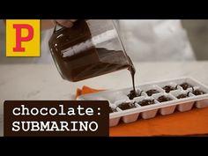 O submarino de chocolate é uma ótima ideia para o lanche da tarde durante a Páscoa. Fácil, fácil, fica delicioso!