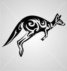 Forarm Tattoos, Tribal Tattoos, Sleeve Tattoos, Cool Tattoos, Tatoos, Aboriginal Art Animals, Australian Tattoo, Farm Logo, Fox Tattoo