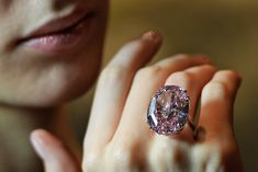 """""""Pink Star"""" diamond sells for world record $83 million at auction http://www.today.com/style/pink-star-diamond-sells-world-record-83-02-million-auction-2D11591781"""