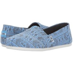 Toms Classic Taupe Foil Feathers Womens Canvas Shoes-4 8f6YoZPJ0n