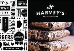 Harvey's- Tad Carpenter Creative