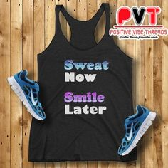 If you're not Sweatin', you're not workin' Check our website for this and other dope tees and tanks! 10% OFF CODE: PVT10%OFF ⠀