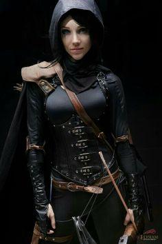 Warrior women..