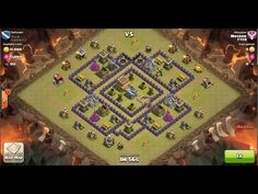 clash of clans lightning earthquake