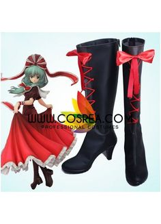Item Detail Touhou Project Hina Kagiyama Cosplay Shoes Includes - Shoes All shoes are custom, made to order. Please see Size Tab for required measurements as well as fitting options. Please see indivi