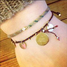 Some #scosha charm bracelet ideas #bracelets #custom