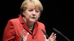 Merkel: Türkiye'nin önerilerini destekliyoruz - Almanya Başbakanı Merkel, Türkiye\'nin sunduğu önerileri memnuniyetle karşıladıklarını söyledi
