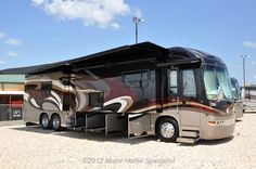 2013 Entegra Coach Cornerstone Luxury Motorhome 45RBQ