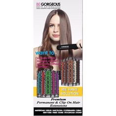 Want to Increase length? Increase volume? Add Color without damage? Be Gorgeous comes to rescue! Check out permanent and Clip on Extensions! #increaselength #increasevolume #addcolor #nodamage #begorgeous #permanentextensions #hairextensions #humanhairextensions #clipins #clipon #remyhumanhair #begorgeousaustralia #begorgeoushairextensions #begorgeousindia #begorgeouspro