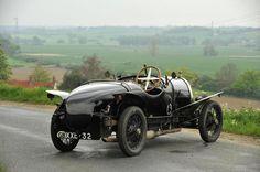 1925 Bugatti Type 23 Brescia Torpedo Coachwork by L Maron