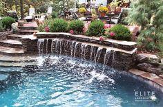 Poughkeepsie, NY: Elite Landscaping Inc. | Custom Features
