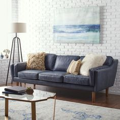 Tips That Help You Get The Best Leather Sofa Deal. Leather sofas and leather couch sets are available in a diversity of colors and styles. A leather couch is the ideal way to improve a space's design and th Furniture Deals, Sofa Furniture, Pallet Furniture, Furniture Outlet, Online Furniture, Outdoor Furniture, Industrial Furniture, Furniture Projects, Living Room Sofa