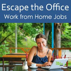 The job search can be a tiring process for anyone.  I myself am going through the existential process of being in my last semester of college and what exactly I should be doing as a career after graduation.  And at times, getting to work from home - or wherever you are - sounds like an excellent solution. Luckily, there are tons of careers (that aren't scams!) which can allow you to do just this!   Shared from FatWallet.com