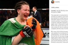 Companheira de equipe de McGregor descobre anormalidade no cérebro e se aposenta do MMA - http://anoticiadodia.com/companheira-de-equipe-de-mcgregor-descobre-anormalidade-no-cerebro-e-se-aposenta-do-mma/