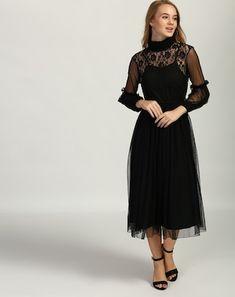 af9325f6367 Black Dresses - Buy Black Dresses For Women   Girls Online At StalkBuyLove