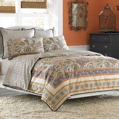 Vue Cocobon Reversible Comforter Set, 100% Cotton - Bed Bath & Beyond