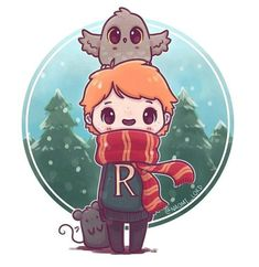 Ron Weasley Fan Art