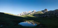 Behind the Mountains - Dolomites, Italy 2014 Mount Everest, Italy, Mountains, Nature, Travel, Italia, Naturaleza, Viajes, Trips