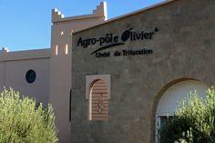 Το Ινστιτούτο Agropole στο Μακνές έχει μέσα στο πεντακάθαρό του κτίριο ένα δικό του κανονικό ελαιοτριβείο %2