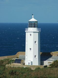 Godrevy Island Light, Southwest England (Devon and Cornwall)