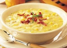 Creamy Chicken and Corn Soup | Recipes | Best Eats | Best Health