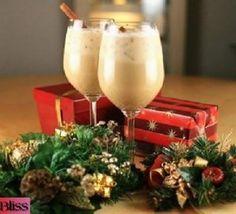 Christmas Egg Nog Vi Shake - ViSalus Shake Recipes - http://clavery ...