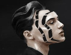 "Check out new work on my @Behance portfolio: """"BROKEN"" digital painting."" http://be.net/gallery/54128861/BROKEN-digital-painting"