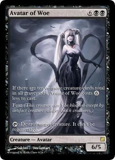 Robby Angel Of Insurrection: Customized Magic the Gathering Cards - Creatures