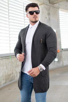 CARDIGANE | STREET STYLE RO Men Sweater, Street Style, Sweaters, Fashion, Moda, Urban Taste, Fashion Styles, Men's Knits, Sweater