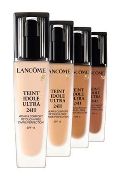 Amazing, amazing, amazing foundation for special events and photography! Long wearing, lightweight, and great coverage!
